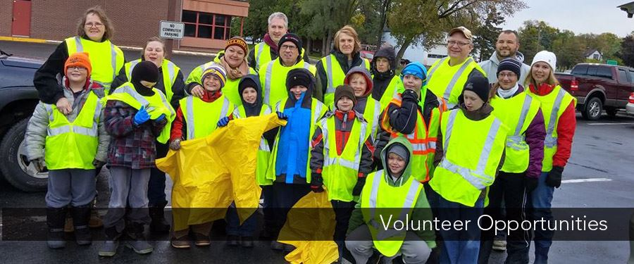 Volunteer Header Image