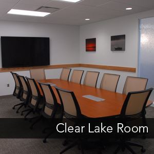 Image of the Clear Lake Room