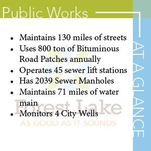 Public Works Facts